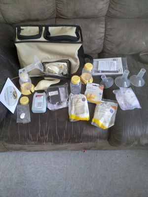Dual electric breast pump for Sale in Waxahachie, TX