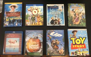 Movie Bundle (Kids Classics) for Sale in Pico Rivera, CA