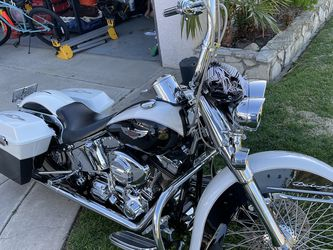 2006 Harley Davidson Softail Deluxe Custom for Sale in Cypress,  CA