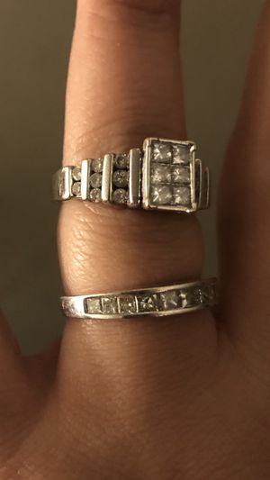 Engagement Ring & Band for Sale in Bethesda, MD