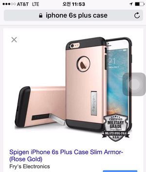 Iphone6s plus new cover for Sale in Philadelphia, PA