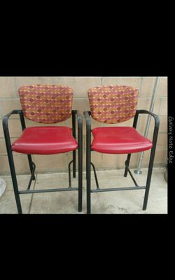 Stools 2 x 30 dolares for Sale in Baldwin Park,  CA