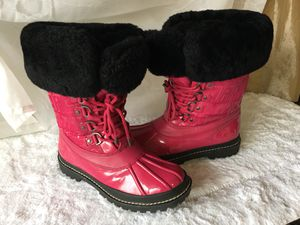 Coach snow ⛄️ winter cold weather ❄️ 👢 👢 size 8 B for Sale in Los Angeles, CA