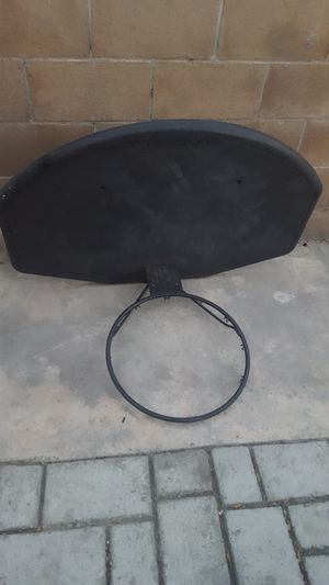 Basketball hoop, no stand, good condition for Sale in Los Angeles, CA