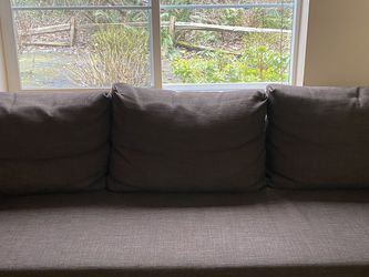 Sofa Bed From IKEA , Brown Color for Sale in Renton,  WA