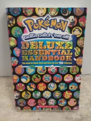 POKEMON DELUXE ESSENTIAL HANDBOOK for Sale in Kissimmee, FL