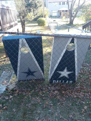 Cowboys cornhole for Sale in Lexington, KY