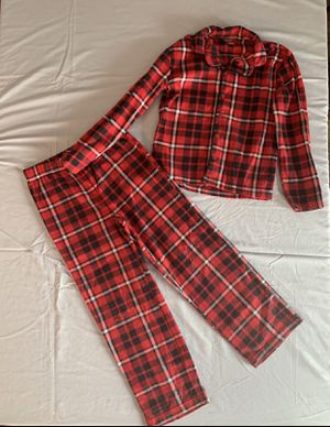 Plaid Fleece Pajamas- kids clothes for Sale in Staten Island, NY