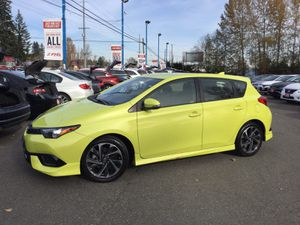 2016 Scion iM for Sale in Everett, WA