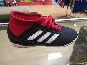 Jr predator indoor soccer shoes for Sale in Norwalk, CA
