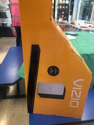 Vizio sound bar w/ subwoofer for Sale in Nuevo, CA