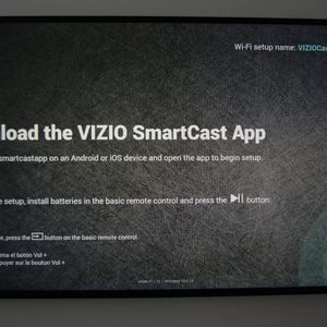 "Vizio ""55"" Inch Smart LED Tv W/chromecast for Sale in Houston, TX"