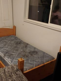 Twin Size Bed. for Sale in West Valley City,  UT