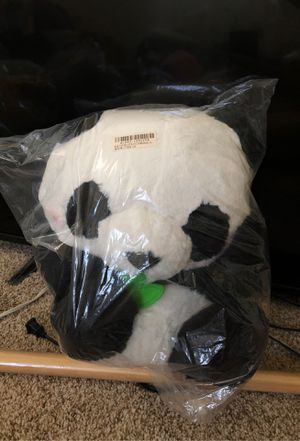 "TOREBA GIANT PANDA BEAR 16"" Plushie AUTHENTIC JAPANESE TOY for Sale in Gardena, CA"