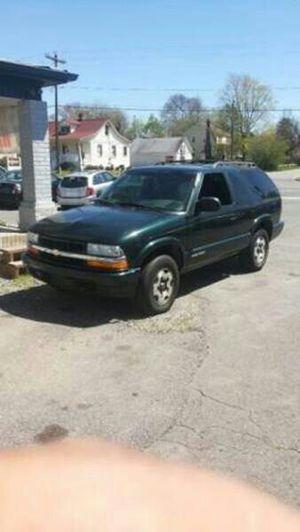 2001 Chevrolet Blazer LS 4X4 112 K MILES for Sale in Falls Church, VA