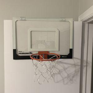 Door basketball hoop for Sale in Bridgeport, CT