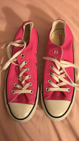 Pink converse for Sale in Denver, CO