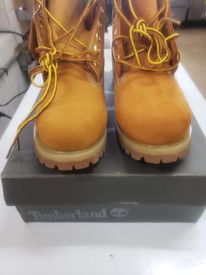 Timberland Men's Icon Premium Boots, Wheat for Sale in Essex, MD