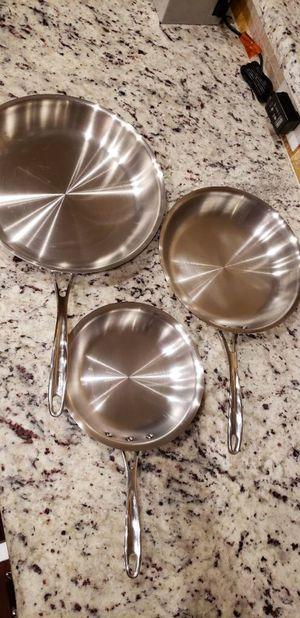 Calphalon Pans - set of 3 for Sale in Yorktown, VA