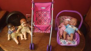 Baby doll and accessories for Sale in Baltimore, MD