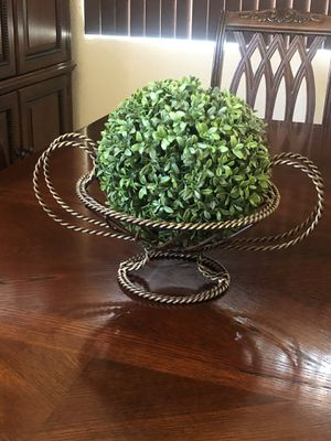 Home decoration ideal for dining table or coffee table ( swipe for pics) for Sale in Moreno Valley, CA