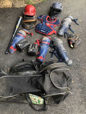 Baseball equipment for Sale in Granby, CT