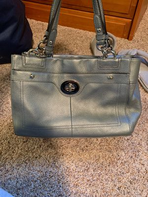 Leather Coach Bag for Sale in Tualatin, OR