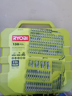 Ryobi 130 pc for Sale in Aurora, CO