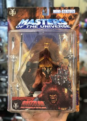 GRIZZLOR - Masters Of The Universe - Mini Statue - Four Horsemen for Sale in Los Angeles, CA
