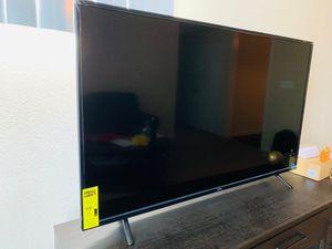 "TCL 55S403 LED 4K 120 Hz Wi-Fi Roku Smart TV, 55"" for Sale in Plano, TX"