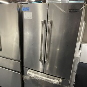 Brand New Jeen Air French Door 36in Stainless Steel -6 Months Warranty for Sale in Baltimore, MD