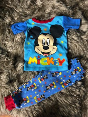 18 months Mickey mouse pijamas for Sale in City of Industry, CA