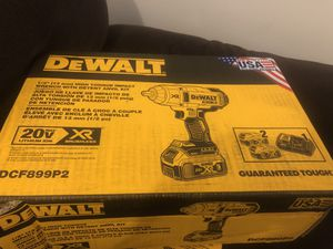 Brand new 1/2 impact wrench 2 batteries and charger for Sale in Woodlawn, MD
