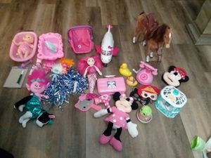 Various girls toys for Sale in Land O Lakes, FL