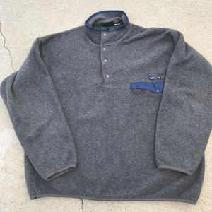 Patagonia Gray Pullover Sweater for Sale in Lawndale, CA