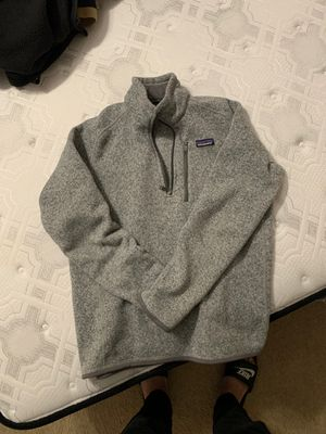 patagonia half zip men size M for Sale in Livermore, CA