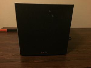 Polk audio powered subwoofer. for Sale in Tempe, AZ