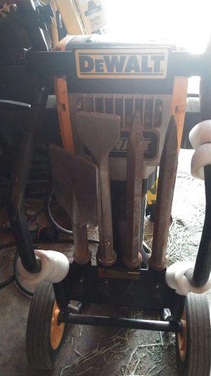DeWalt jackhammer for Sale in Lemon Cove, CA