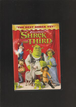Shrek The Third Full Screen for Sale in La Habra, CA