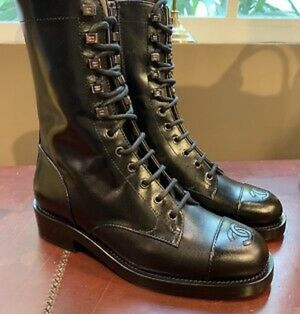 Womens Combat boots for Sale in Riverside, CA