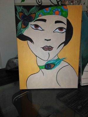 Canvas Painting for Sale in Jersey City, NJ