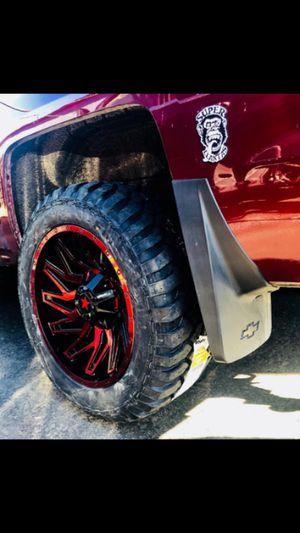 SUPER LLANTAS 22X12 for Sale in Phoenix, AZ