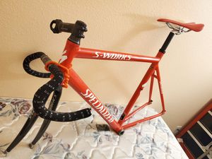Specialized S-Works Langster Track Bike Frame for Sale in San Diego, CA