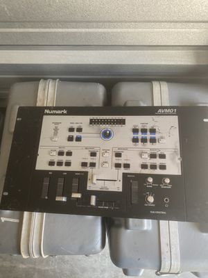 Numark AVM01 Video Audio Mixer for Sale in Tampa, FL