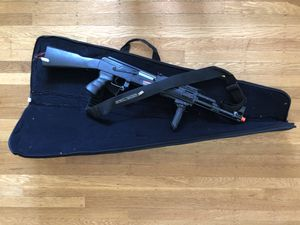 Airsoft AK47 Rifle: Vector Arms with Case for Sale in Portland, OR