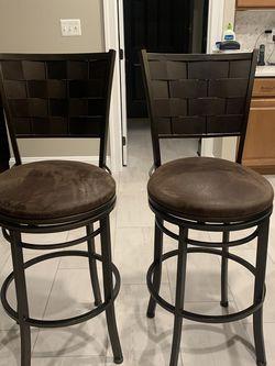 Barstools set of 2 for Sale in Glenwood,  MD
