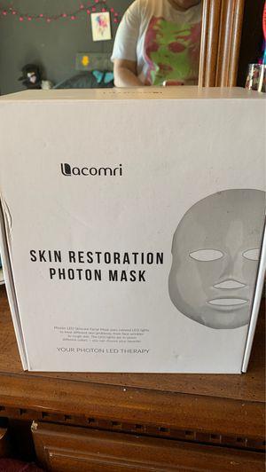 LED Skin Restoration Mask for Sale in Saint Charles, MO