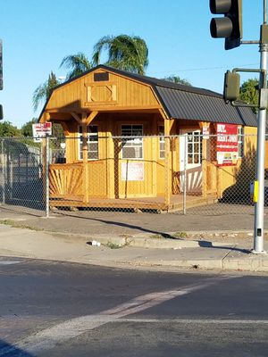 Sheds for Sale in Stockton, CA