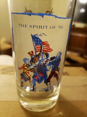 The spirit of 76 glass for Sale in Santa Ana, CA