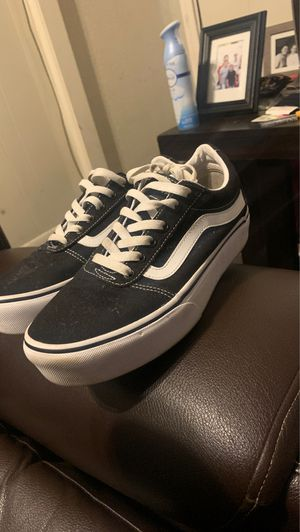 Vans size 9 women's for Sale in Houston, TX